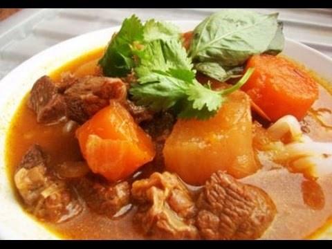 Video Clip: Cách nấu món lagu bò ngon nhất