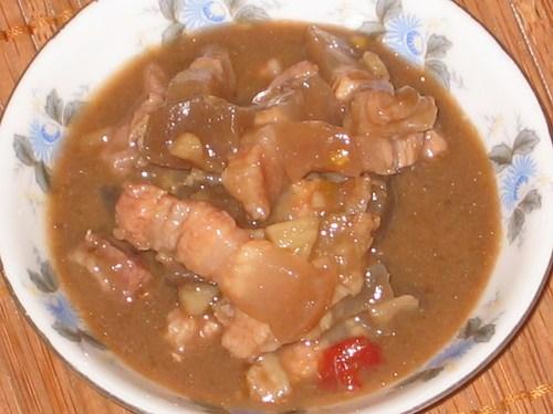 Cách làm món thịt kho mắm ruốc thơm ngon, đậm đà kiểu miền Nam