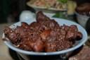 Cách nấu thịt chó rượu mận ngon kiểu xứ nghệ