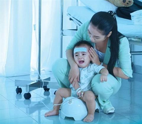 Rotavirus ở trẻ em