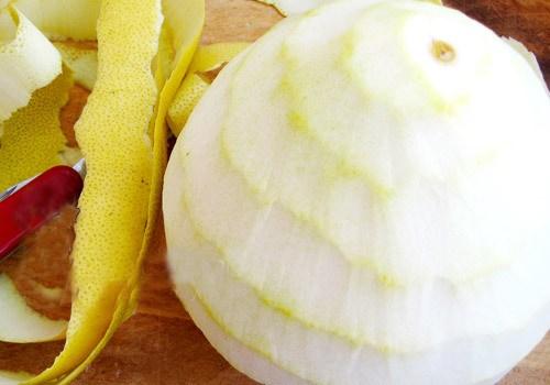 Bưởi - trái ngon chữa bệnh và làm đẹp