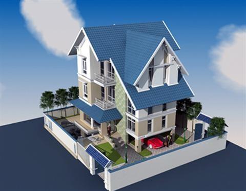 Phong thủy khi xây nhà